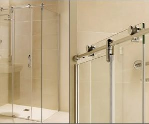Taking Care of Newly Installed Glass Shower Door