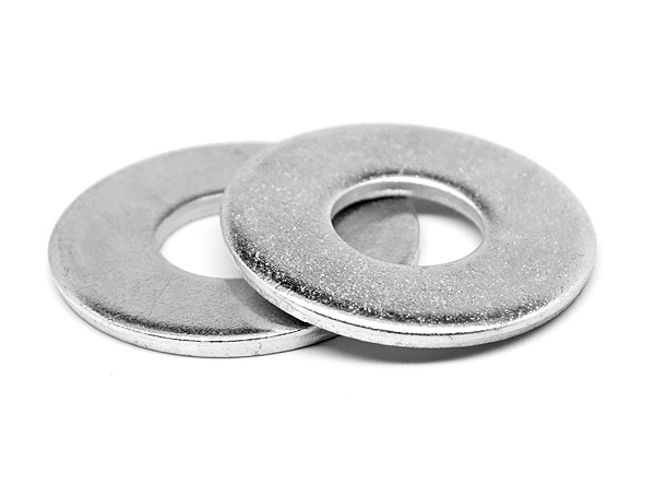 use of metric flat washer