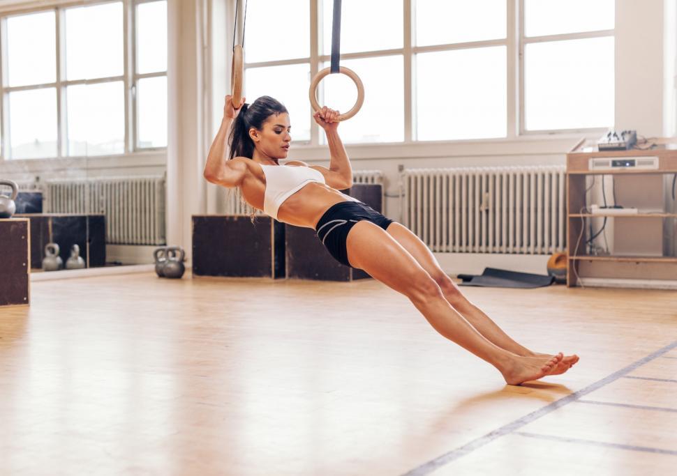 Sweat With Kayla program