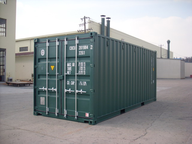 shipping container investment and leasing